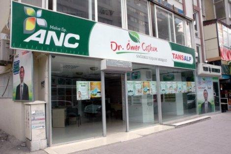 DR. ÖMER COŞKUN ADANA'DA 5 ŞUBE AÇTI