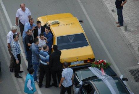 Kaza , bugün saat 00.30 sıralarında eskişehir-ankara karayolu'nun