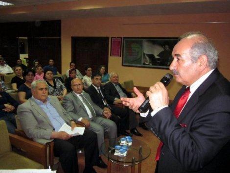 KOZAN'DA 'SİYASET AKADEMİSİ'