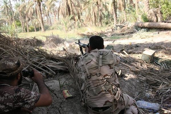 Diyale'de terör operasyonları devam ediyor