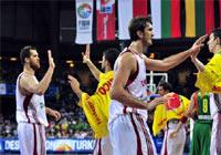 12 Dev Adam Litvanyayı devirdi !