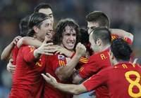 İspanya - Almanya