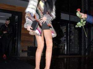 Asena Erkin'in çizmeleri olay yarattı!