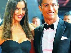 Irina: Ronaldo beni defalarca aldattı