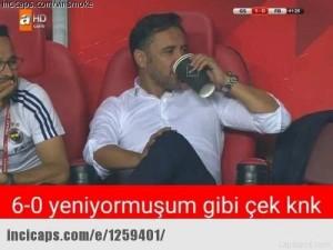 Türkiye Kupası sonrası güldüren capsler !