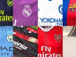 2016-17 sezonu formaları