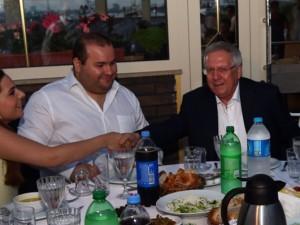 Aziz Yıldırım iftar yemeğinde transferi açıkladı !