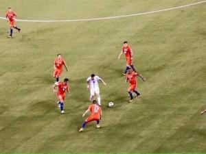 İşte Messi'yi bitiren fotoğraf !