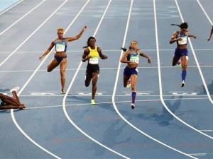 Rio Olimpiyatları'nda efsane yarış !