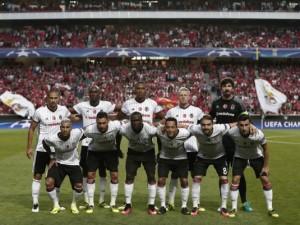 İşte Beşiktaş'ın Galatasaray maçı kadrosu