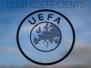 UEFA sıralaması güncellendi