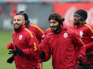 Galatasaray'da sıradaki yolcu Chedjou