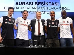 Beşiktaş yeni '10 numara' ile 3 yıllık imzalıyor