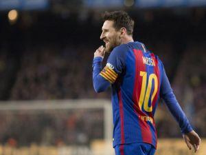 Manchester City'den Messi bombası