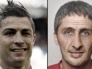 Futbolcular yaşlanırsa böyle görünecek !