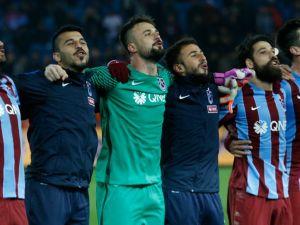 Trabzonspor istatistikleri tersine çevirdi