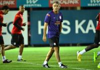Mancini'den sürpriz toplantı!