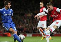 Chelsea Arsenal'i dağıttı!