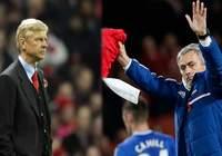 Wenger-Mourinho gerginliği