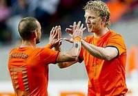 Sneijder ve Kuyt'a milli davet !