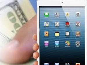 Forex piyasasında hem para hem iPad kazanın
