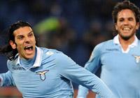 Lazio'yu Floccari taşıdı!