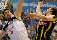 Fenerbahçe Ülker Partizan'ı devirdi