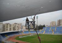 Adanada Milli Maçı Hazırlığı