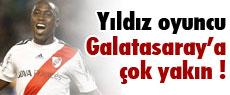 Balanta Galatasaray'a yakın !