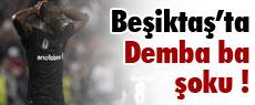 Beşiktaş'ta sakatlık şoku !