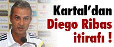 İsmail Kartal'dan Diego itirafı