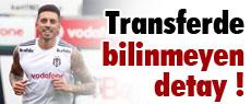 Transferde bilinmeyen detay !