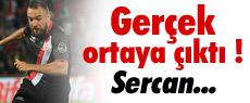 G.Saray, 'Sercan'ı oynatmayın' dememiş