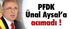 Aysal'a 30 gün hak mahrumiyeti