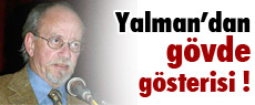 Alp Yalman'dan gövde gösterisi!