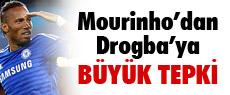 Mourinho kaçak penaltıya tepkili
