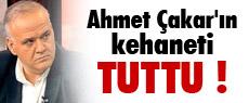 Ahmet Çakar'ın ke