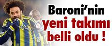 Baroni, Flamengo forması giyecek