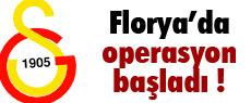 Florya'da operasyon başladı
