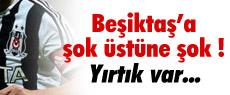 Beşiktaş'ta Sivok şoku !