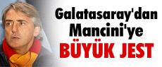 Galatasaray'dan Mancini'ye jest !