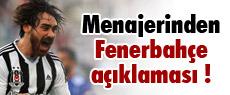 Veli'nin menajerinden Fenerbahçe açıklaması !