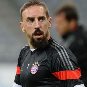 Franck Ribery Trabzonspor'a !
