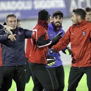 Trabzonspor'da Mersin hazırlığı