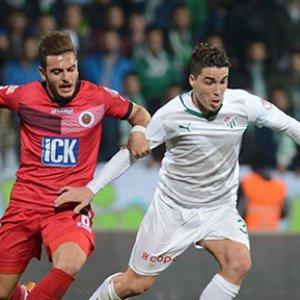 Bursa'da çekişmeli mücadele !
