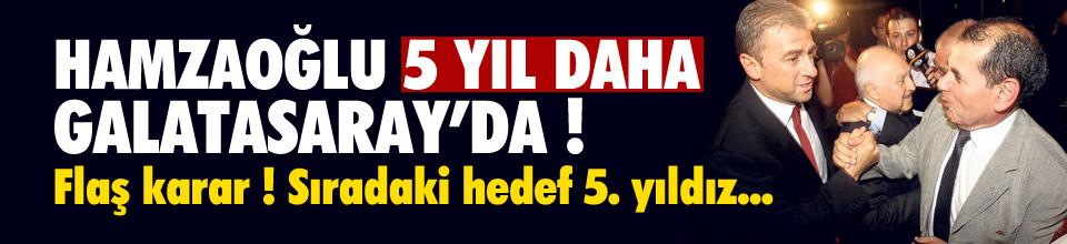 Hamzaoğlu'ndan 5 yıllık imza ! 5. yıldız geliyor...