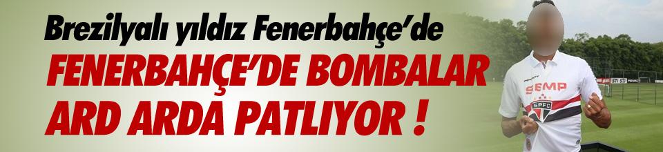 Brezilyalı yıldız Fenerbahçe'de