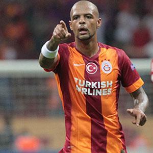 Melo Galatasaray'a veda etti