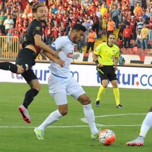 Eskişehir'de 1'er gol 1'er puan !