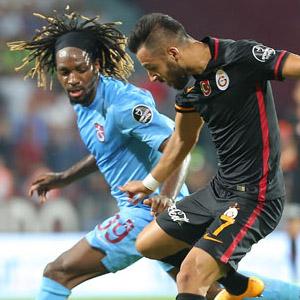 Trabzonspor'a Cavanda piyangosu !
